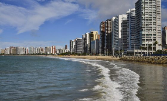 Fortaleza é a cidade do Nordeste mais pesquisada no Voopter pelo 2º ano
