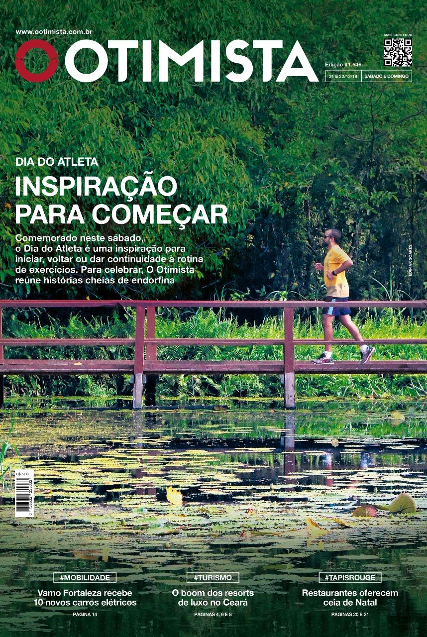 O Otimista - Edição impressa de 21 e 22/12/2012