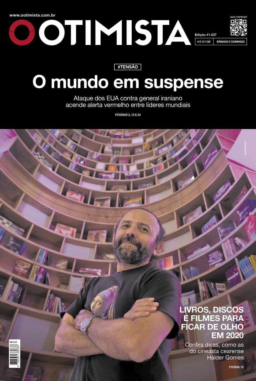 O Otimista - Edição impressa de 4 e 5/1/2020