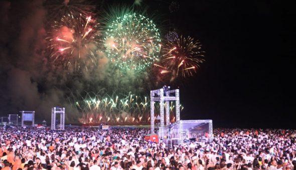 Prefeitura avalia fazer Réveillon de Fortaleza em formato de live