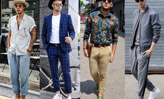 Moda masculina – Cinco tendências para sair do comum! – Livia Saboya