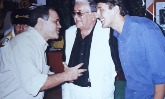Assim na política (Anos 1990) – Cláudio Cabral