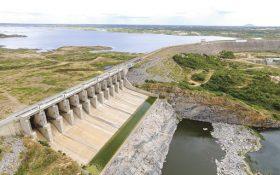 Secretaria de Recursos Hídricos prevê chegada de águas do São Francisco no Castanhão no primeiro semestre de 2021