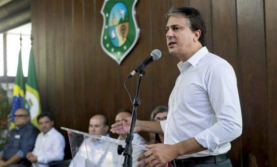 Camilo Santana é o governador com maior crescimento de seguidores no Instagram