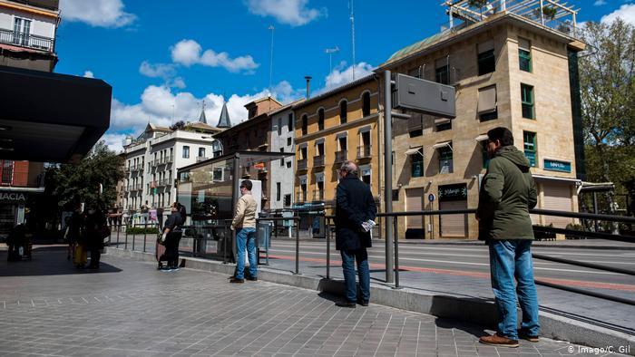Espanha anuncia novas restrições contra a covid-19 em Madri