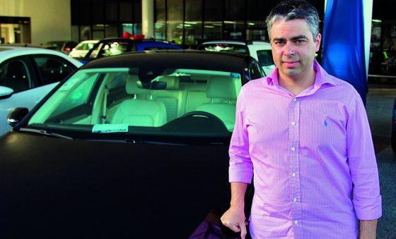 Meios digitais serão responsáveis por metade das vendas de carro zero, afirma Sílvio Palácio