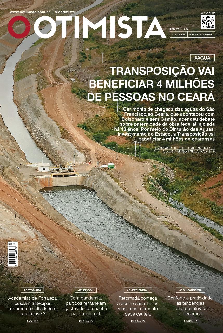 O Otimista - Edição impressa de 27 e 28/06