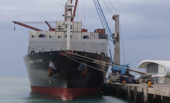 Porto de Fortaleza está com ocupação de100% neste começo de mês