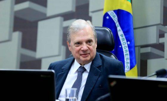 Tasso Jereissati novamente entre os melhores congressistas do Brasil