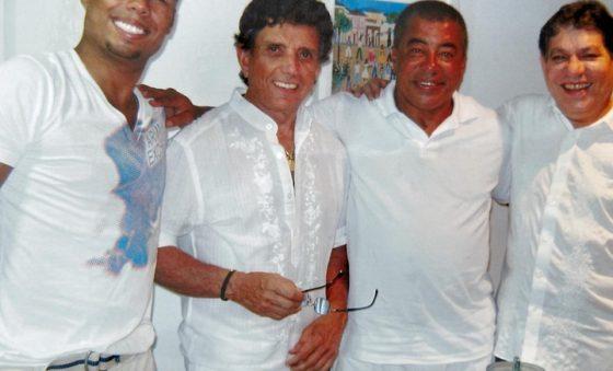 """Virada com """"Furacão"""" (Anos 2000) – Cláudio Cabral"""