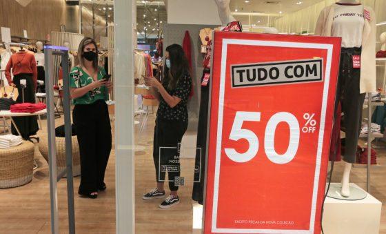 Confiança do consumidor de Fortaleza cresce 3,7% em agosto