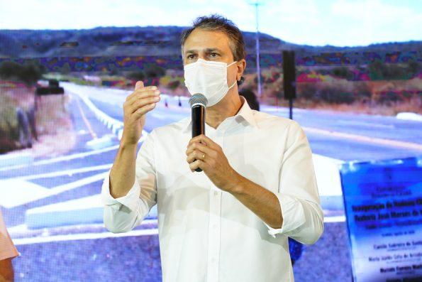 """Após publicação de decreto, Camilo posta vídeo e reforça """"momento de alerta máximo"""""""