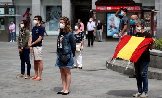 Governo espanhol quer isolamento parcial de Madri