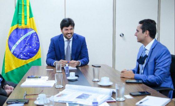 Ministro das Comunicações, Fábio Faria virá ao Ceará em outubro tratar sobre internet