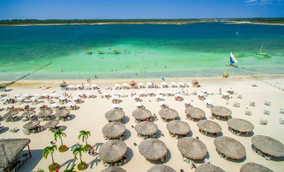 Principais destinos turísticos do Ceará apresentam taxa de ocupação de 85,70% para o feriadão da Independência