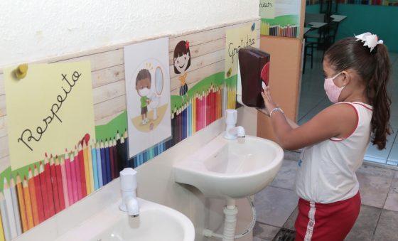 Readaptação e necessidade de interação social na volta às aulas