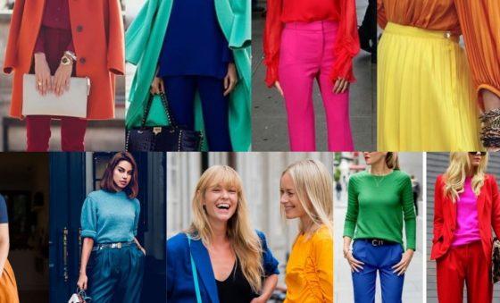 Círculo cromático na moda: como usar as cores a seu favor – Lívia Saboya