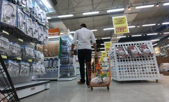 Em recuperação, varejo ampliado cearense cresce 12,1% em julho