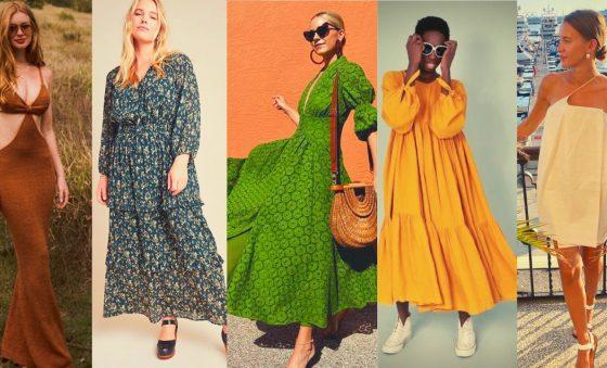 Aposta certa – Cinco vestidos que já são a cara de 2021!