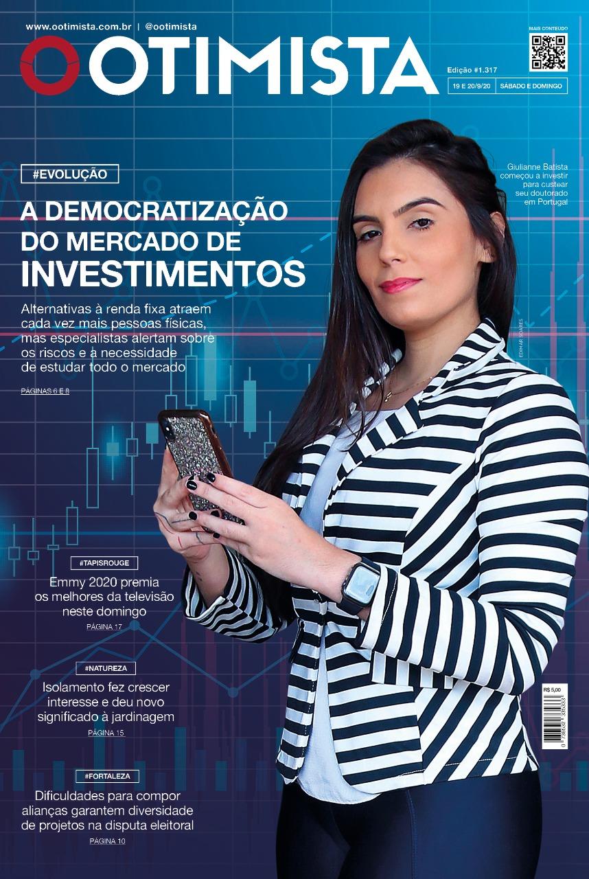 O Otimista - Edição impressa de 19 a 20/09/2020