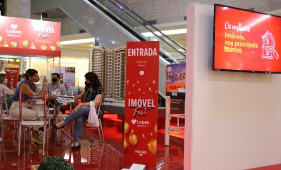 Imóvel Fest Iguatemi pretende ultrapassar R$ 20 milhões em contratos assinados