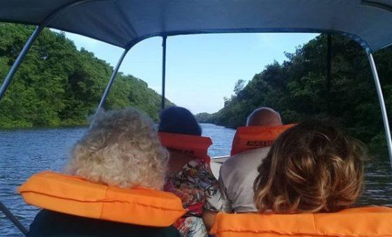 Passeios de barco pelo Rio Cocó retornam a partir desta segunda (28)