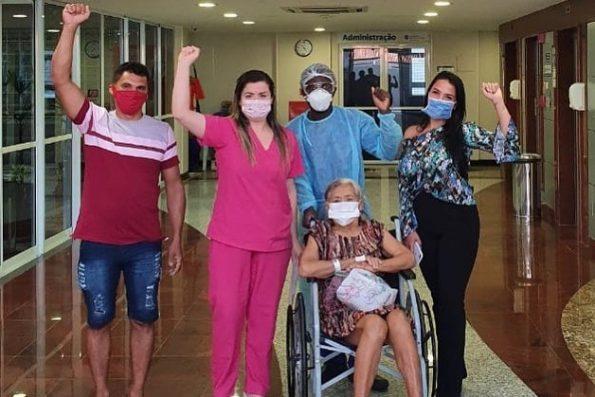 Covid-19: Ceará tem 209,2 mil recuperados até a manhã desta terça (22)