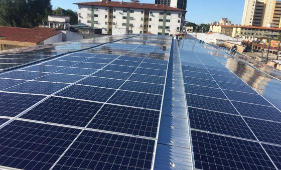 Utilização de energia solar se populariza e apresenta crescimento de 80% no país