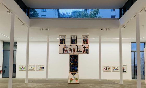 Uma impressão da Bienal de Berlim – Aldonso Palácio