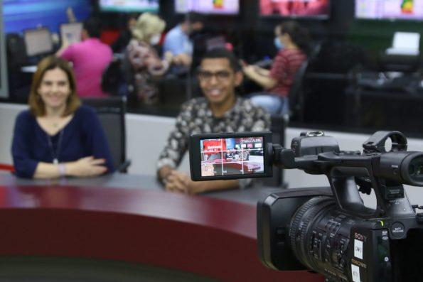 TV Otimista reforça democracia e amplia oportunidades
