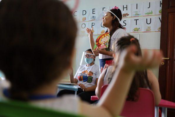 Apesar do lockdown, escolas para crianças de 0 a 3 anos seguirão abertas em Fortaleza