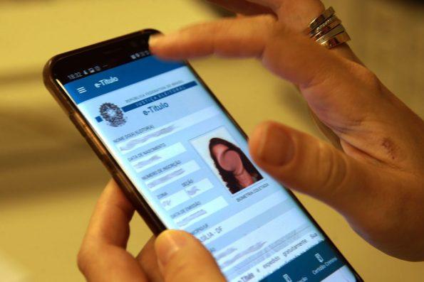 Eleições 2020: eleitor poderá justificar ausência pelo celular