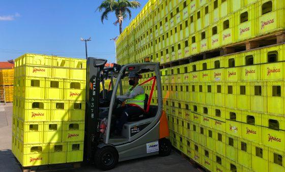 Ypióca fecha parceria de inovação em sustentabilidade logística