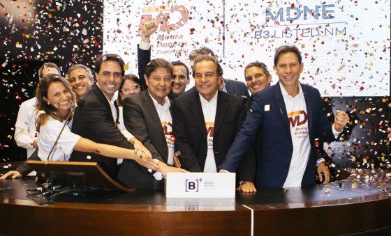 Moura Dubeux tem lucro líquido de R$ 14,9 milhões no terceiro trimestre