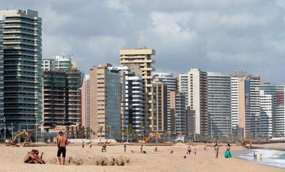Fortaleza é destaque nos destinos mais procurados para o Réveillon