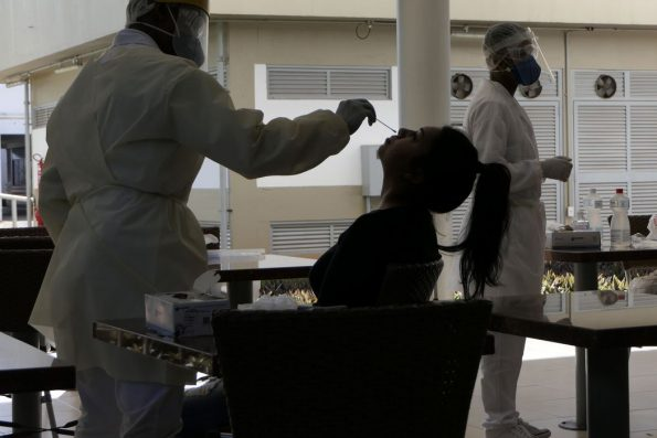 Casos de Covid-19 ultrapassam 100 milhões no mundo