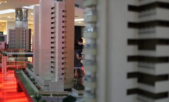 Tudo conspira a favor do mercado imobiliário