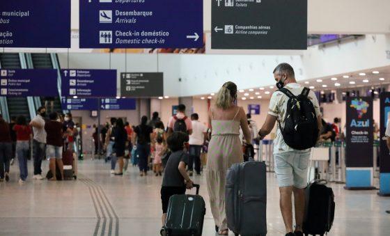 Turismo está confiante com a alta estação