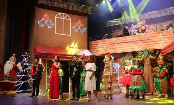 Abertura do Ceará Natal de Luz 2020 acontece hoje com espetáculo transmitido online