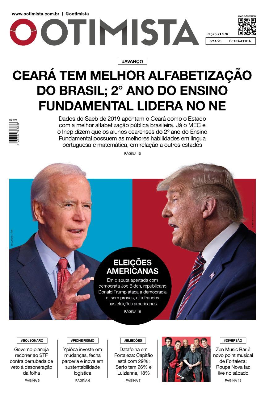 O Otimista - Edição de 06/11/2020