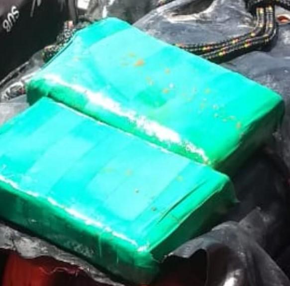 Mais 37,3 quilos de cocaína são apreendidos no Porto do Pecém