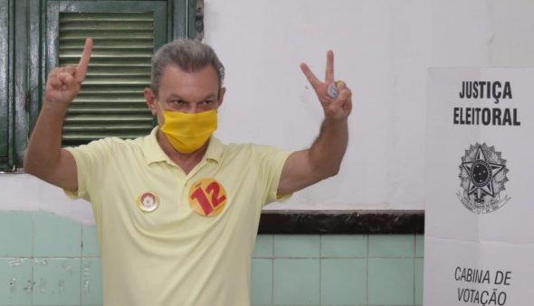 Com 51,69%, José Sarto (PDT) é eleito prefeito de Fortaleza