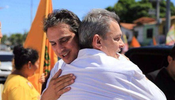 """Camilo Santana parabeniza Sarto por vitória em Fortaleza: """"Uma vitória da defesa da verdade"""""""