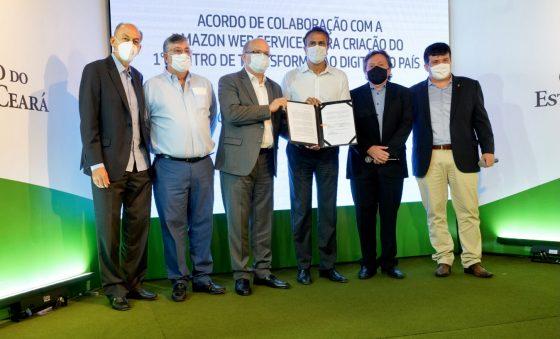 Governo do Ceará vai sediar primeiro Centro de Competências para Transformação Digital