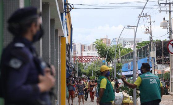 Fiscalização em bares e restaurantes será mais intensa no Ceará a partir deste sábado (12)