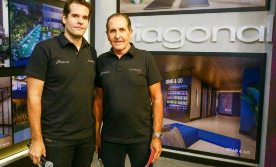 Diagonal lança o Connect Beira Mar, primeiro empreendimento em parceria com a Housi