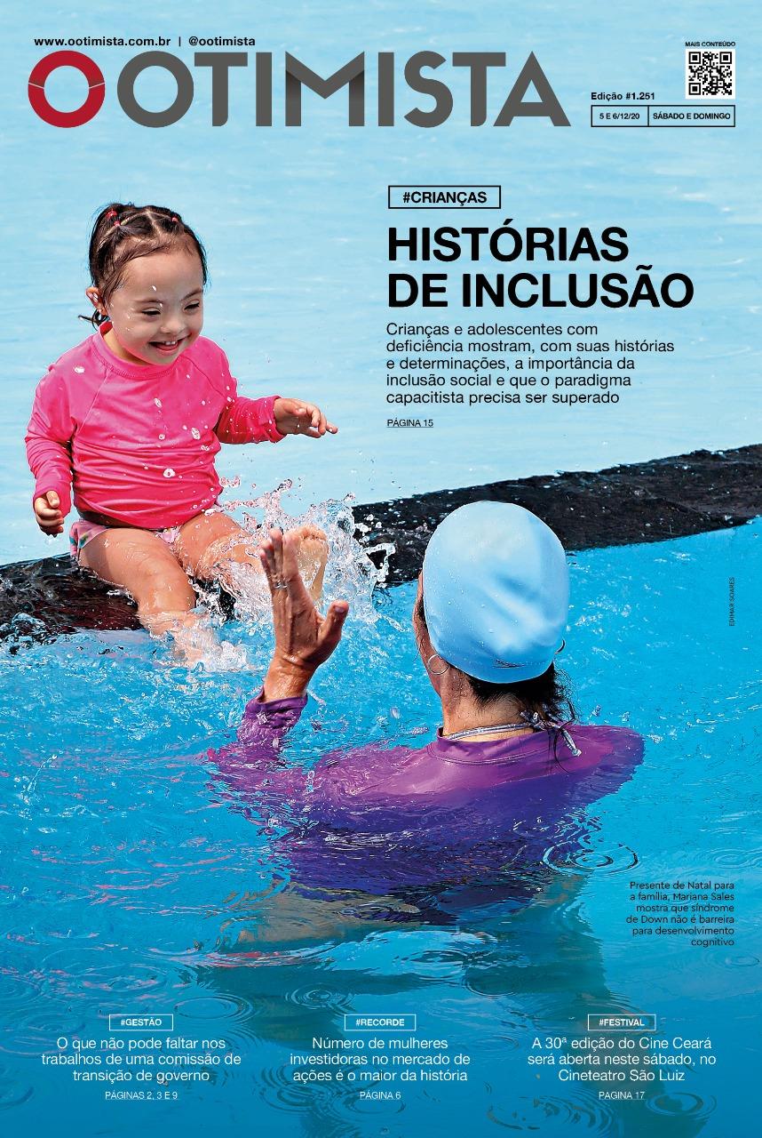 O Otimista - Edição impressa de 05 a 06/12/2020