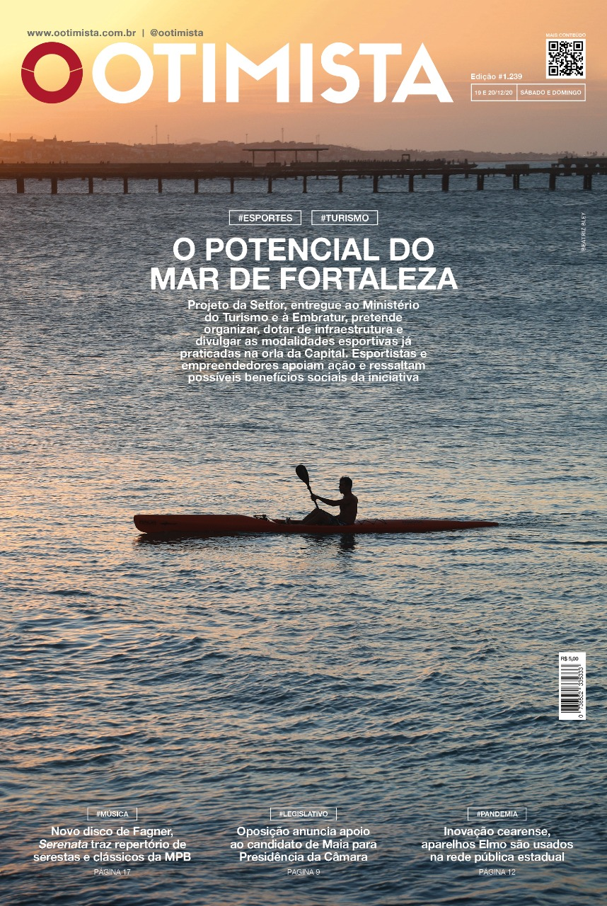 O Otimista - Edição impressa de 19 e 20/12/2020