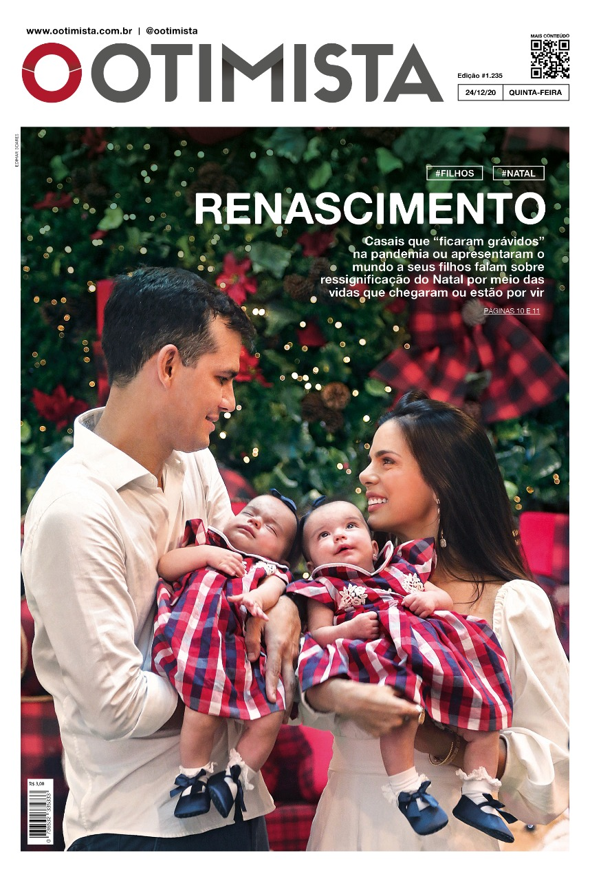 O Otimista - Edição impressa de 24/12/2020