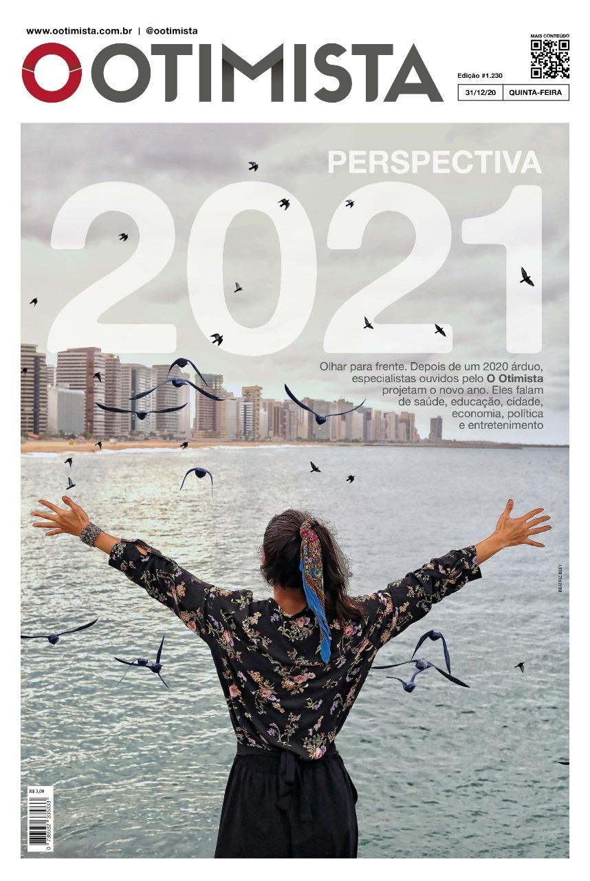 O Otimista - Edição impressa de 31/12/2020
